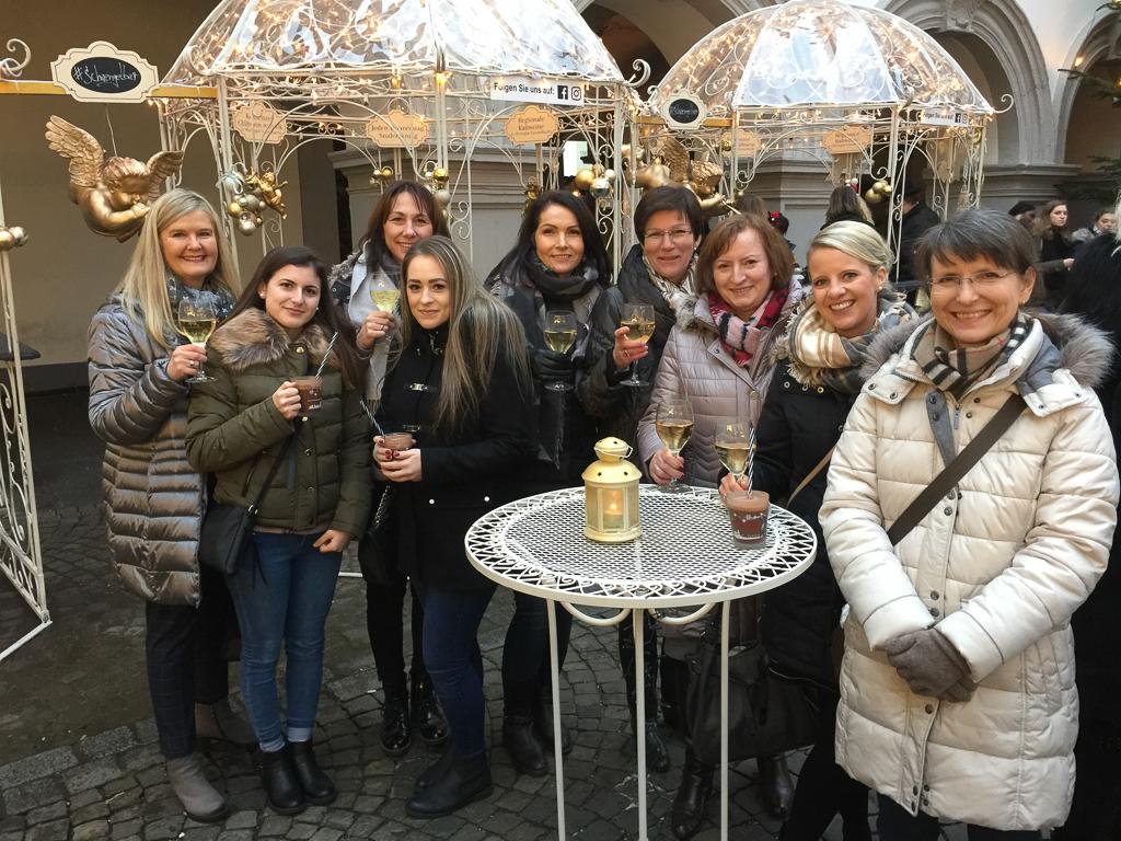 Weihnachtsfeier KFO-Kaufhold Ransbach-Baumbach
